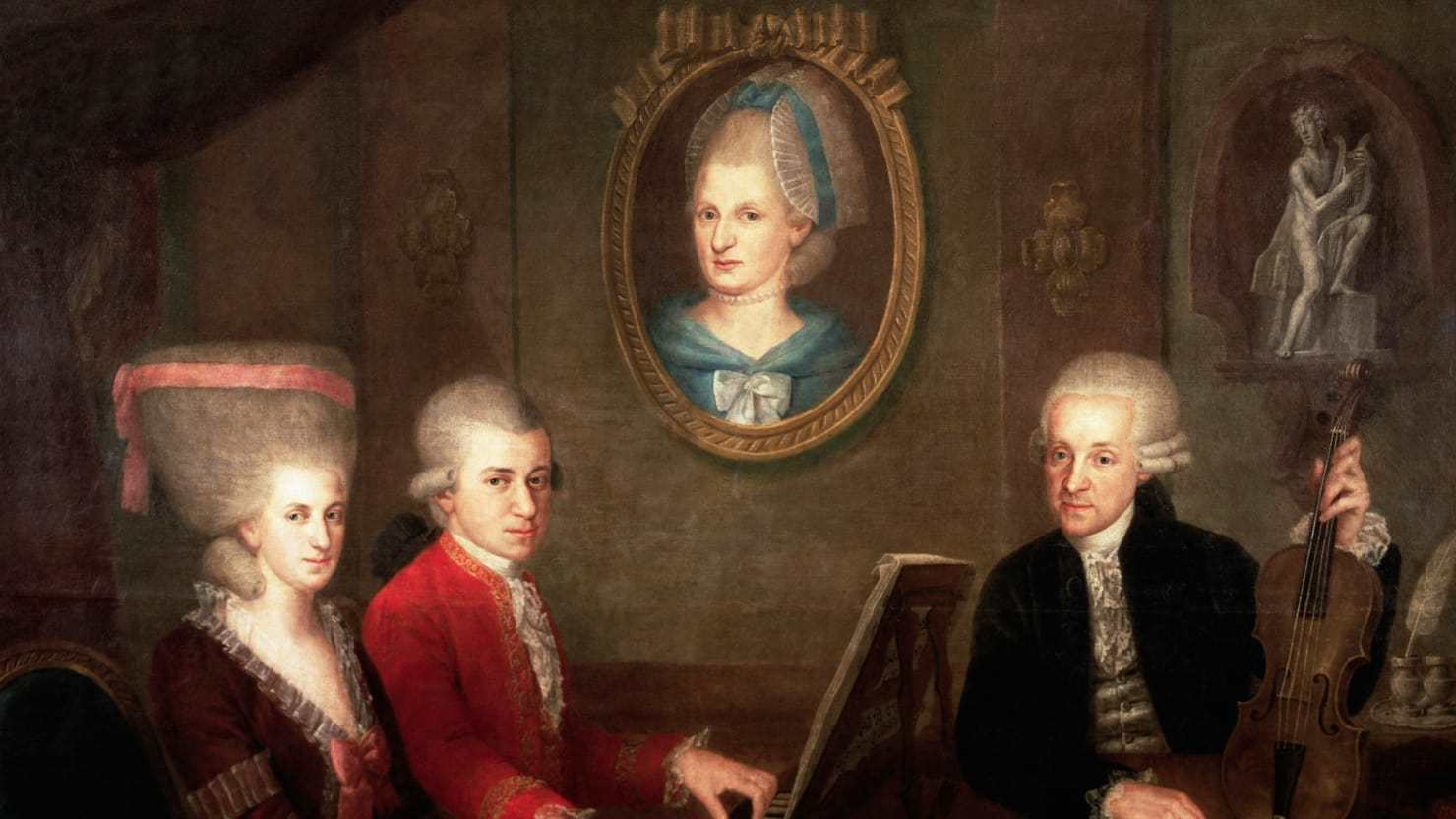Classical Music of History