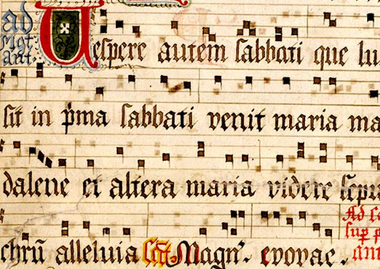 Early Musical Notations by the church