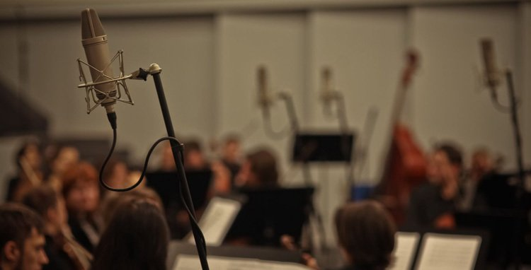Orchestral Recording