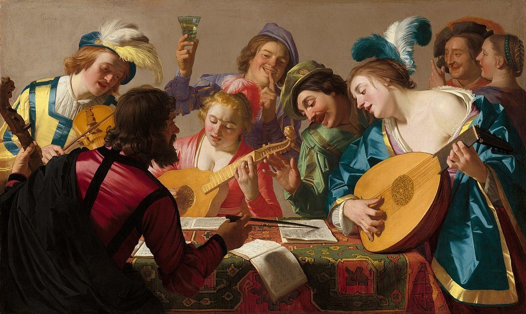 Renaissance music sex
