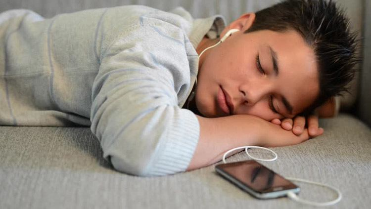 Music Sleeping