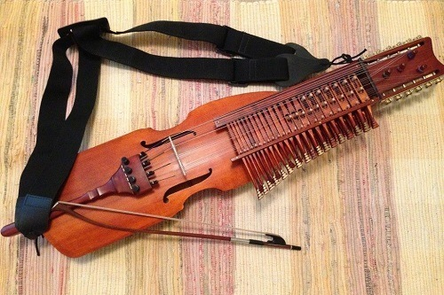 Weird Music Instrument