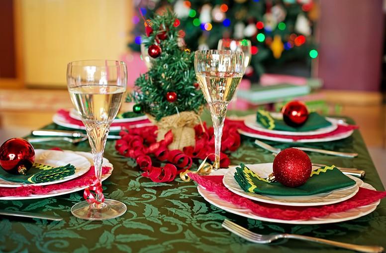 Christmas Dinners