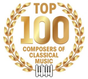 Must-Have Top 100 Composers of Classical Music